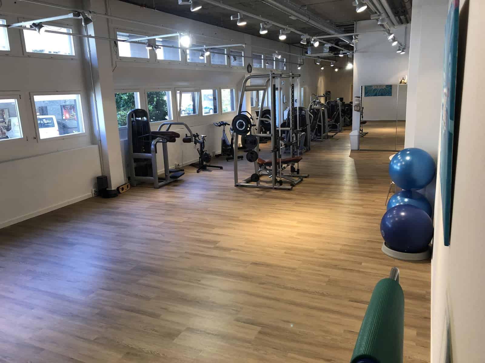 Physio Martigny et espace fitness semi-privé