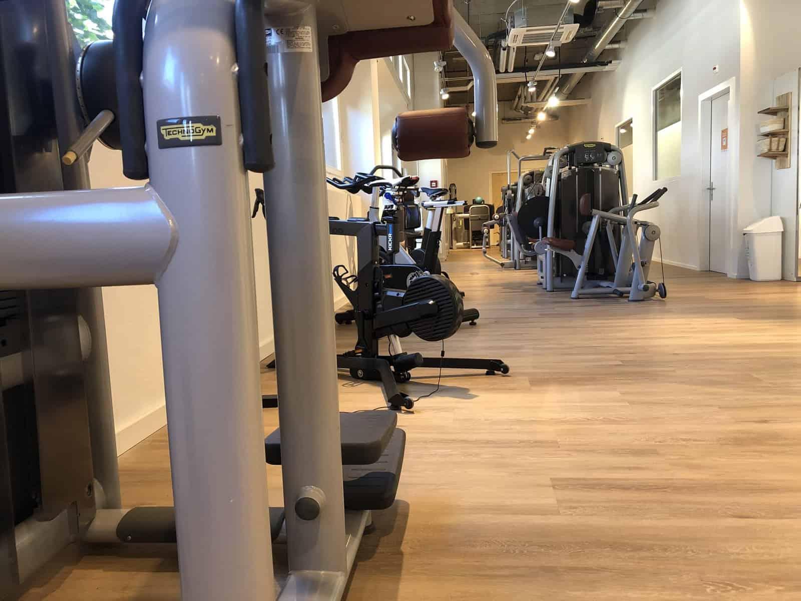 Salle de fitness et physiothérapie Martigny